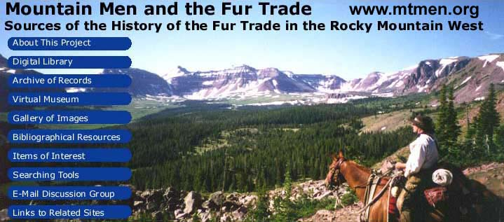 Mountain Men and the Fur Trade